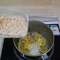減肥餐 玉米咸麦片的做法图解5