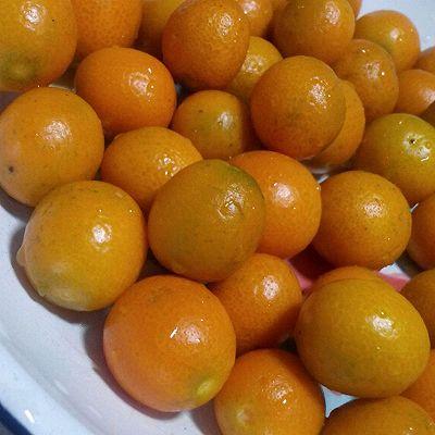 蜜糖金钱橘的做法 步骤1