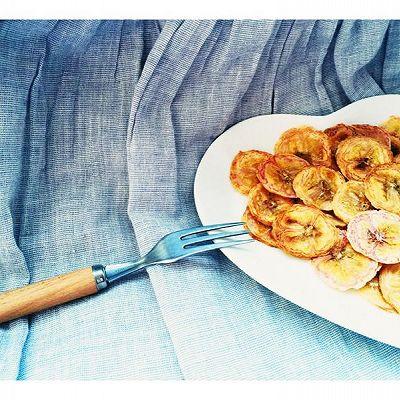 我爱布拿拿~甜滋滋烤箱香蕉片