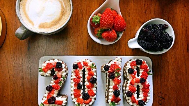 2018数字蛋糕的做法