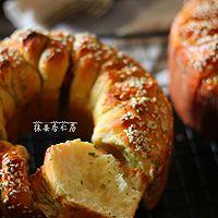 海苔手撕面包~~~撕着吃更好吃 的做法图解8