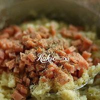 魁家的黑椒土豆泥的做法图解3