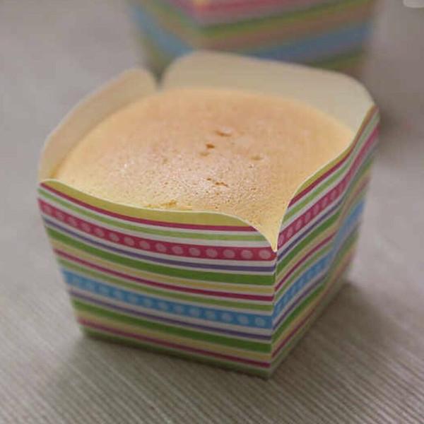 淡奶油小蛋糕的做法