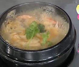 大虾炖萝卜的做法