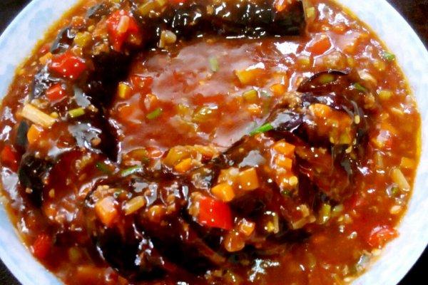 盘龙茄子的做法_【图解】盘龙茄子怎么做如何做好吃