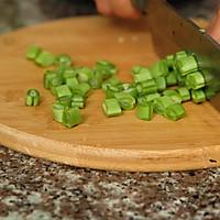 橄榄菜肉末四季豆的做法图解5