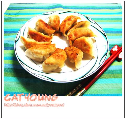 鲜肉锅贴的做法_【图解】鲜肉锅贴怎么做好吃_杨猫