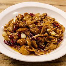 爆炒肥肠|美食台