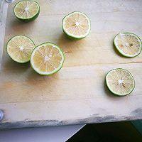 自制苏打水-青柠养乐多苏打水的做法图解2