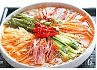 韩国冷面的做法图解6