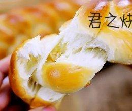 编辫子这种事儿,应该难不倒你们吧? | 不一般的水果辫子面包的做法