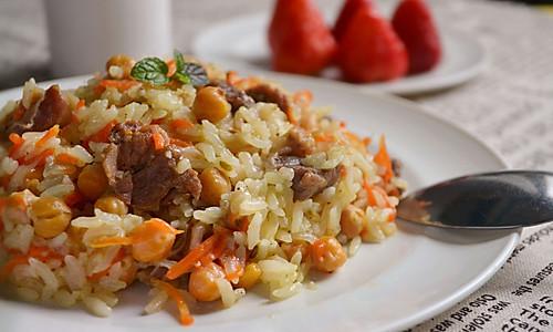 #苏泊尔电饭煲#印度香料羊肉饭的做法
