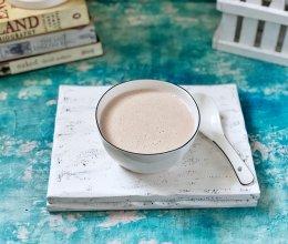 银耳花生牛奶露的做法