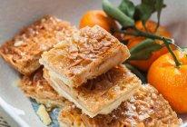超级香浓的焦糖杏仁脆的做法