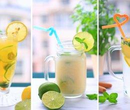 2分钟学会3种好喝的柠檬水,坚持一个月,你也可以很白很瘦!