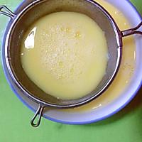 #我们约饭吧#超滑嫩的西蓝花虾仁蒸鸡蛋羹的做法图解4