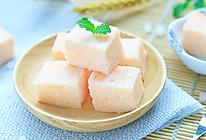 白萝卜虾糕的做法