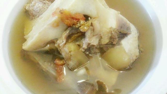 排骨汤的美食_牛尾_豆果菜谱做法藕汤隔夜可以吃吗图片