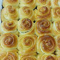 香甜蜂蜜小面包,没有黄油一样可以做面包——薛城购物的做法图解10