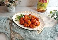 菠萝咕噜肉#金龙鱼营养强化维生素A 新派菜油#的做法