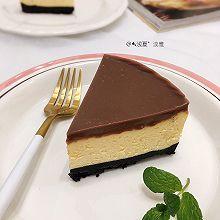 """#安佳一口""""新""""年味#巧克力乳酪蛋糕"""
