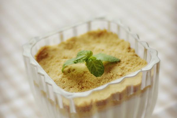 超级有爱,餐桌上的绿色植物【盆栽酸奶】的做法