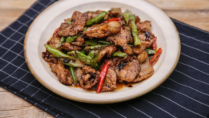 盐煎肉|美食台