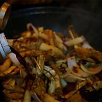 香辣蟹炒年糕---又到一年吃蟹时的做法图解20