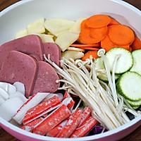 小羽私厨之韩式部队火锅的做法图解5
