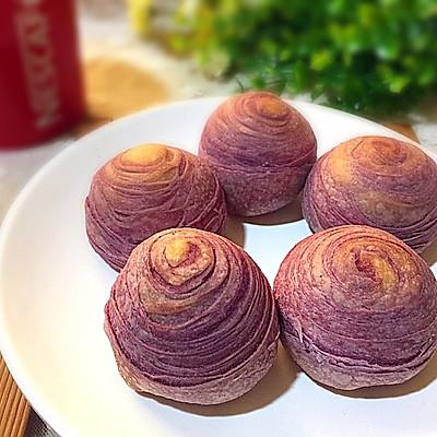紫薯酥(玉米油版)