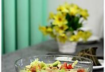 科布沙拉#夏日素食#的做法