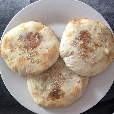 衢州风味小烤饼