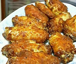 最爱#吮指炸鸡翅的做法