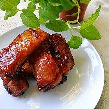 #美味烤箱菜,就等你来做!#酱烤肋排骨