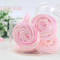 玫瑰蛋白糖的做法图解11