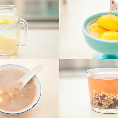 夏日糖水的3+1种有爱吃法「厨娘物语」