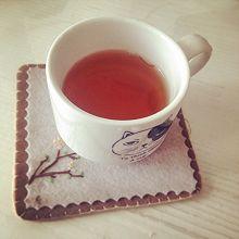 红枣桂圆红糖姜茶