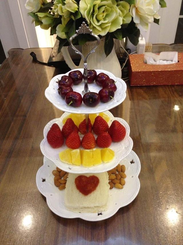 水果早餐的做法_【图解】水果早餐怎么做好吃