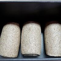低卡路里的粗粮全麦吐司,健身减肥必备!的做法图解12