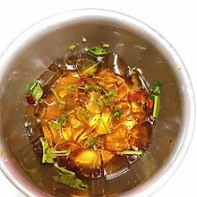 夏日菜-冰冰海凉粉(附万无一失调料配比)
