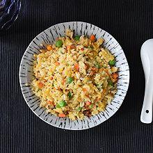 蛋炒饭 | 简易超快食谱