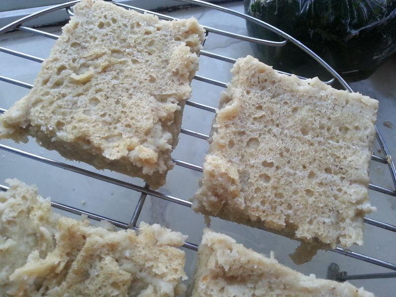豆渣发糕的做法 豆渣发糕怎么做好吃 半老女人 家常做法大