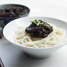 炸酱面+#金龙鱼外婆乡小榨菜籽油 最强家乡菜#