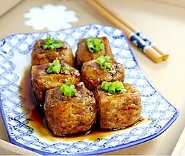 豆腐泡塞肉的做法