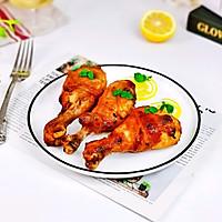 #全电厨王料理挑战赛热力开战!#柠香奥尔良烤鸡腿的做法图解15