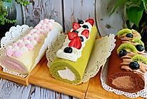 天使蛋糕卷的做法