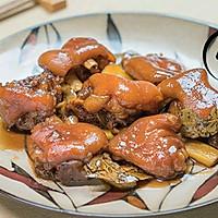 「回家菜谱」——姜醋猪脚