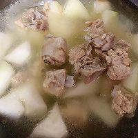 #秋天怎么吃#排骨炖冬瓜汤的做法图解8