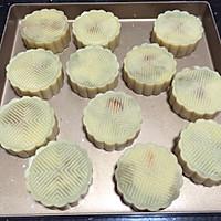 广式-白莲蓉蛋黄月饼的做法图解13