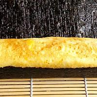 蛋包饭寿司卷#急速早餐#的做法图解7